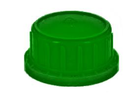 grüner Deckel