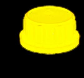 gelber Deckel