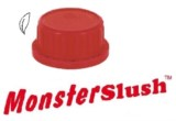 MonsterSlush Sirup Flamingo, 5l Kanister, roter De